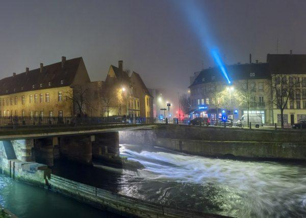 Strasbourg Ecluse du fossé du Faux Rempart