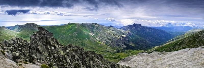 Près du Monte Renoso