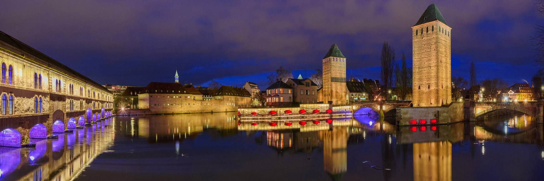Strasbourg Ponts Couverts