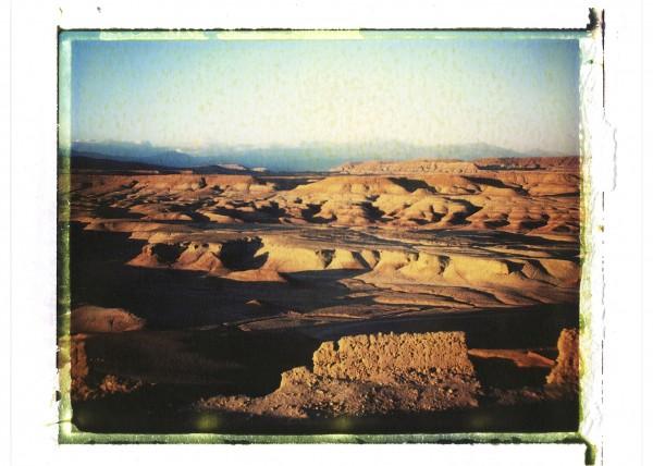 Porte du Désert Ouarzazate