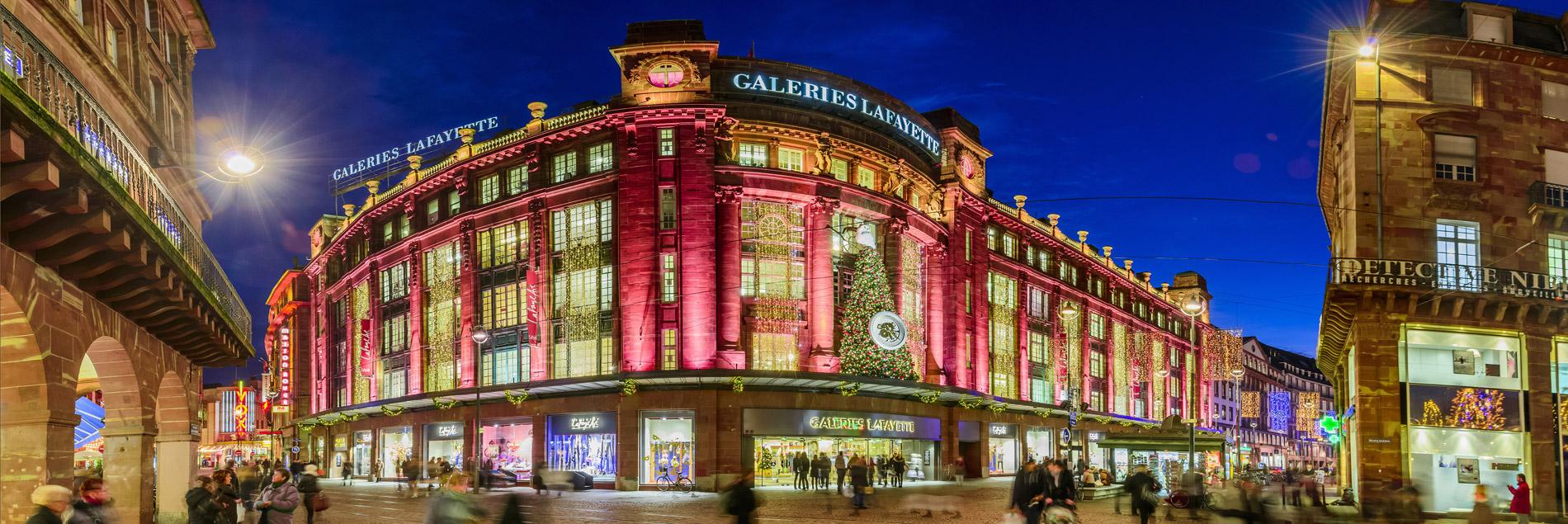 Strasbourg Galeries Lafayette
