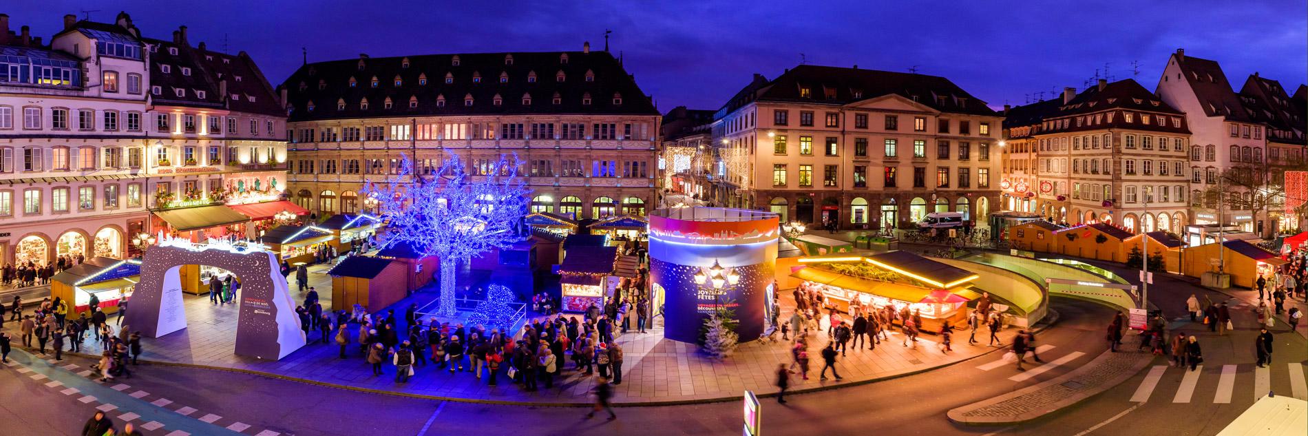 Strasbourg Place Gutemberg