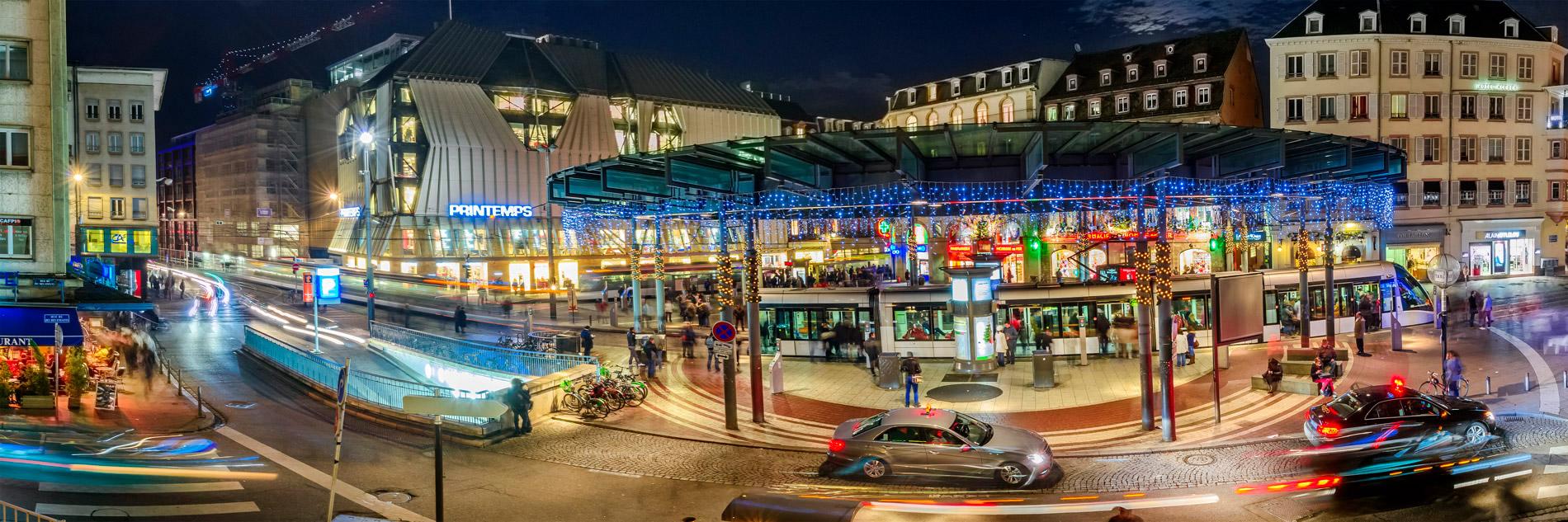 Strasbourg Place de l'Homme de Fer