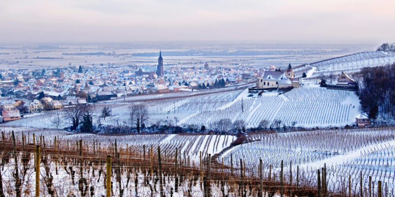 Dambach la Ville et Chapelle St Sébastian
