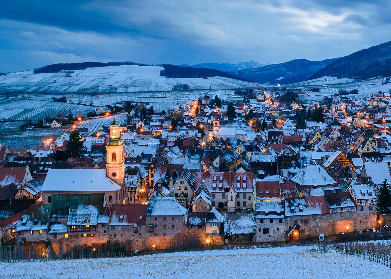 Alsace Coast